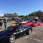 Brooklands Auto Italia day