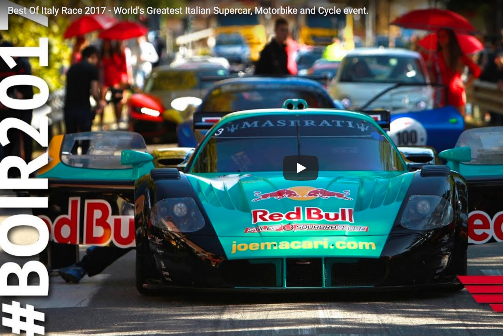 Video – Best of Italy Festival