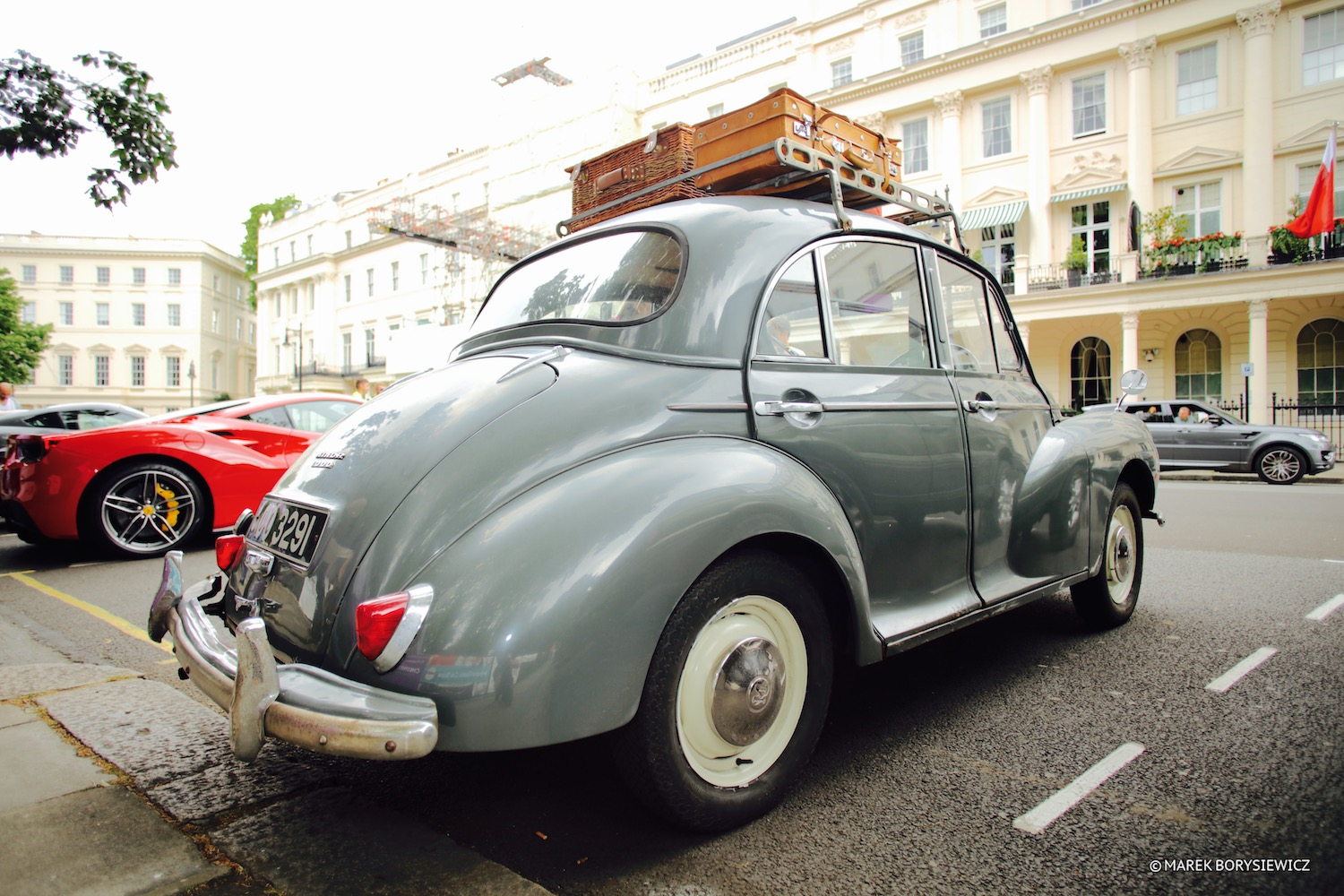 Rent A Classic Car For A Day London